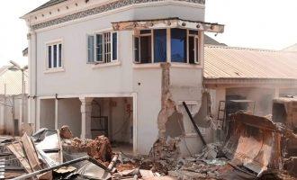 Edo govt demolishes Oshiomhole's ally's hotel