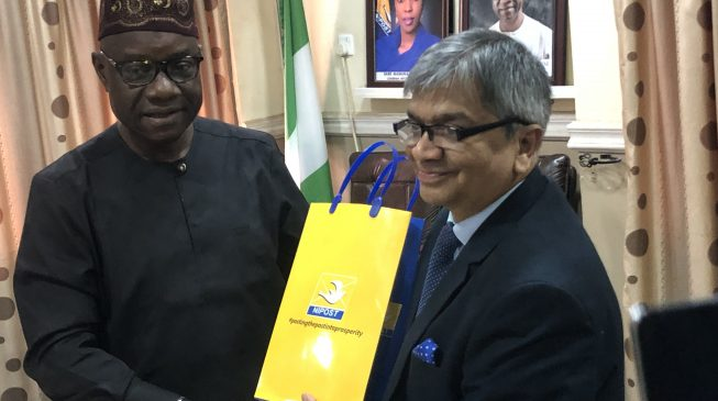NIPOST CEO: Poverty alleviation very dear to Buhari