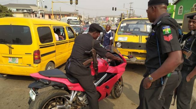 How Lagosians 'stood by me' when the police seized my power bike over okada ban