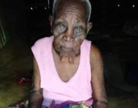 EXTRA: '118-year-old' woman appointed special adviser in Bayelsa