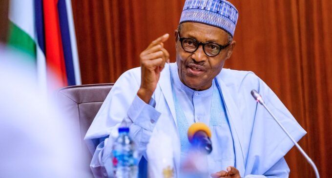 Buhari to youths: Your future is in danger if you don't cooperate with govt
