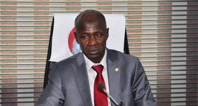 'Justice hasn't been served' — Magu's lawyer speaks on Bawa's appointment as EFCC boss