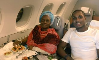 Ighalo: My mother cried when I told her about the move to Man Utd