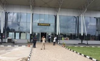 Owerri airport records another fire outbreak