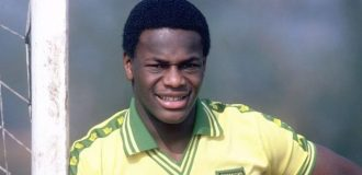 Justin Fashanu, Britain's first openly gay footballer, makes Hall of Fame — 22 years after suicide