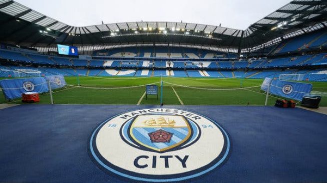 UEFA bans Man City from Champions League for two seasons