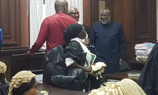 God did not answer my prayer on Metuh, says judge