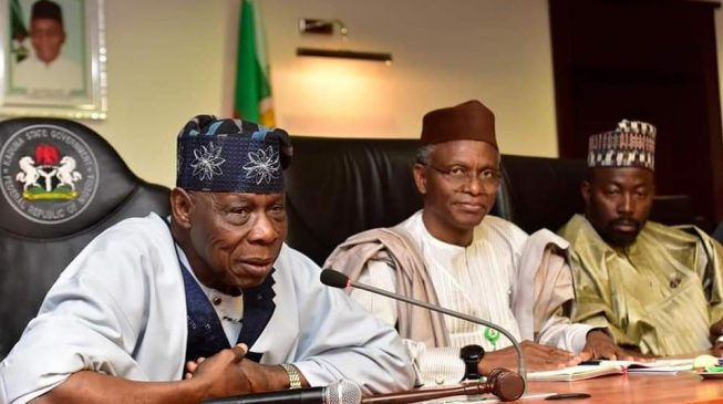 'You contributed to the liberalisation of Nigeria's economy' — Obasanjo hails el-Rufai at 60