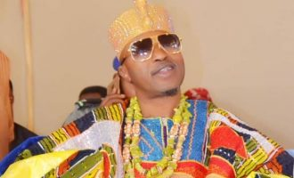 You can't suspend me, Oluwo hits back at Osun monarchs