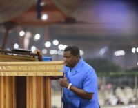 'Untimely death will cease in our midst' — Adeboye condoles with family of TB Joshua