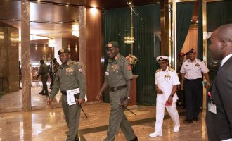 Senate asks service chiefs to resign over insecurity