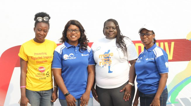 Access Bank, others sensitise thousands at Lagos Marathon