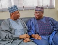 Lawan: Why I lost to Saraki in 2015