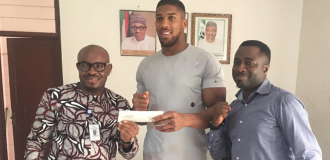 'Did he give bribe?' — Twitter reactions to Anthony Joshua's NIN registration