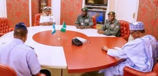 Why is Buhari still keeping the failed service chiefs?