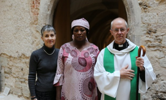 ICYMI: Archbishop of Canterbury hosts Leah Sharibu's mother in London, prays for daughter's release