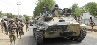 Six soldiers killed in Boko Haram ambush