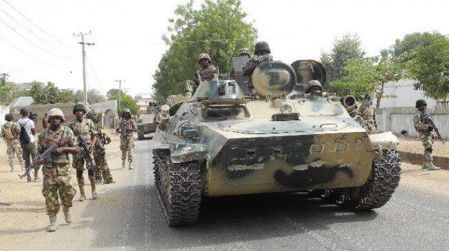 Six soldiers killed in Boko Haram ambush