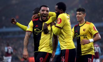 Watford end Liverpool's 44-game unbeaten record
