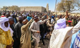 Boko Haram crisis: Zulum visits Niger Rep ahead repatriation of '120,000' refugees