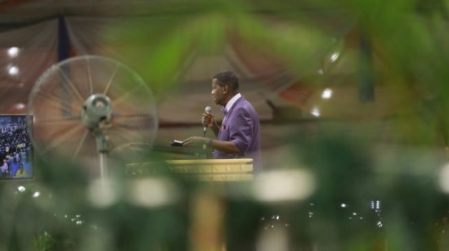 Adeboye speaks about the broad spectrum of God's light