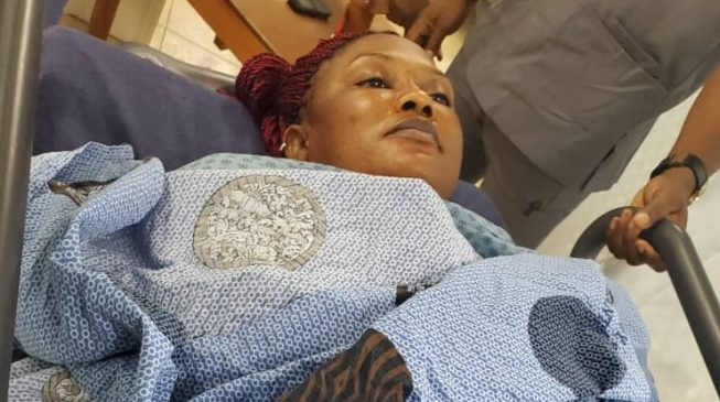 This mother of three wanted to save a life but discovered a hole in her heart — now she needs N8m to live