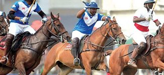 Horses gallop on Lagos polo ground for honours