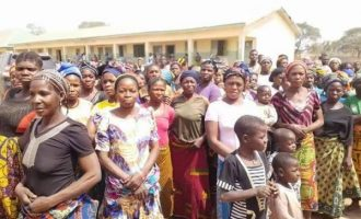 IDPs built a booming beans market in Nasarawa but they still need help