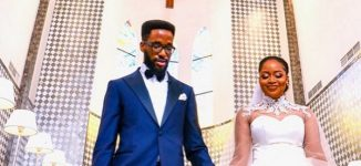 PHOTOS: Osinbajo's nephew holds white wedding in Lagos