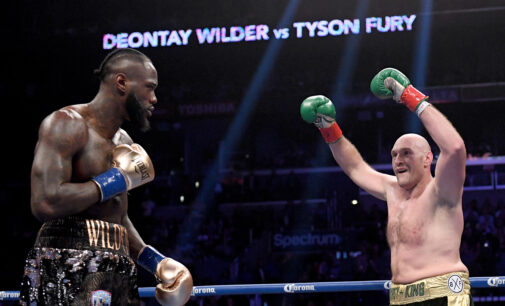 Great comeback! Fury knocks out Wilder to reclaim WBC title
