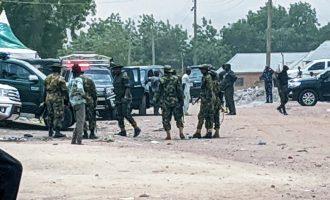 Soldiers on ground as el-Rufai visits Sanusi in Awe