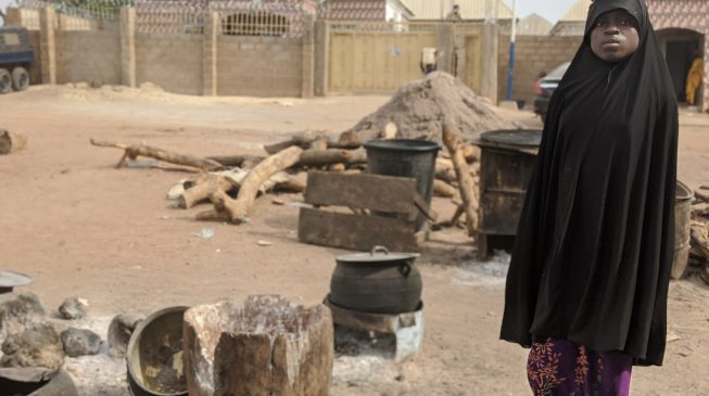 EXCLUSIVE: Sanusi's exile home still under construction — painting ongoing