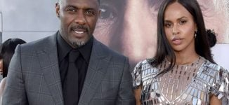 'It was tough staying away from him' — Idris Elba's wife tests positive for coronavirus