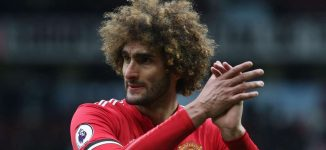 Fellaini tests positive for coronavirus