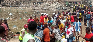 Abule Ado explosion: We've recovered 15 bodies, says NEMA