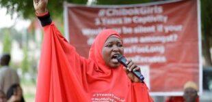 'He never shows empathy' — Aisha Yesufu blasts Buhari over silence on Lekki shooting