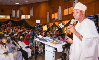 Aregbesola: Polytechnic graduates in the private sector should have an edge over those from universities