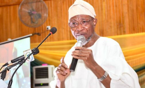 'Don't shake hands except with family members' — Aregbesola cautions Nigerians on coronavirus