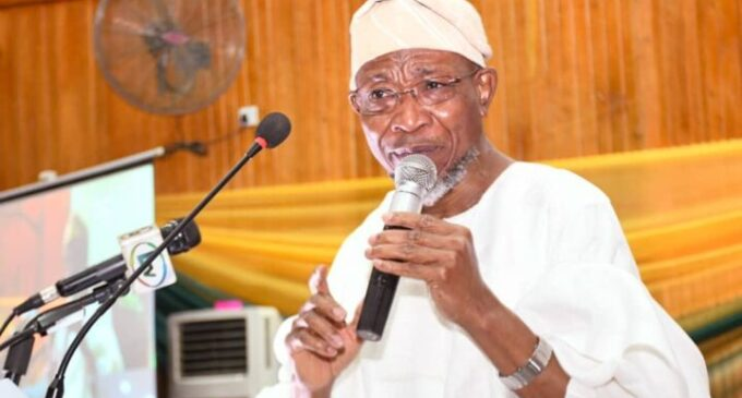 Hafsat Abiola: How Aregbesola led one-man campaign to honour my father