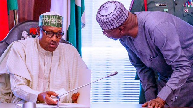 CSOs ask Buhari to clarify 'stay at home' order