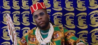 WATCH: Burna Boy raves about Igbo culture in 'Odogwu' visuals