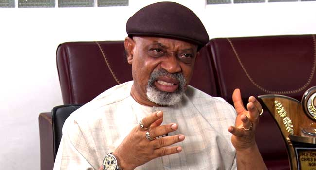 """Ngige threatens doctors with """"no job, no salary"""", says he will invoke weapons in labor laws"""