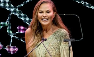 'I'm getting my boobs out' — Chrissy Teigen confirms breast implant removal after COVID-19 test