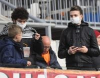 Coronavirus: Italy 'likely' to ban fans from Serie A games for a month
