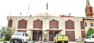 PHOTOS: Friday prayers suspended at mosques across Lagos, Abuja