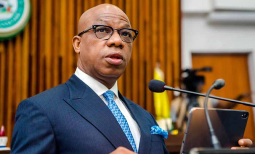 #EndSARS: I won't condone attacks on protesters, says Dapo Abiodun