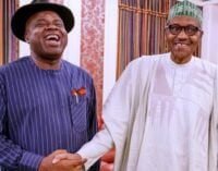 Buhari received me as one of his sons, says Diri after Aso Rock visit