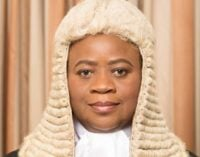 Buhari appoints Dongban-Mensem as acting president of appeal court