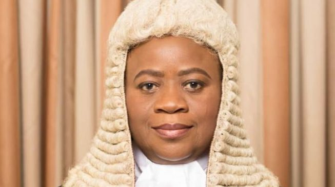 Buhari extends appointment of appeal court's acting president