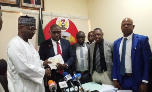 EFCC hands over N263m 'looted under Ahmed' to Kwara govt
